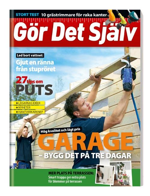 Prenumeration På Gör Det Själv Tidningstorget