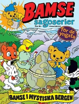 Prenumeration på Bamse Sagoserier - Tidningstorget 2f9f95f539188