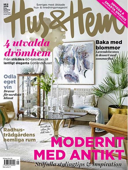 tidningen hus och hem