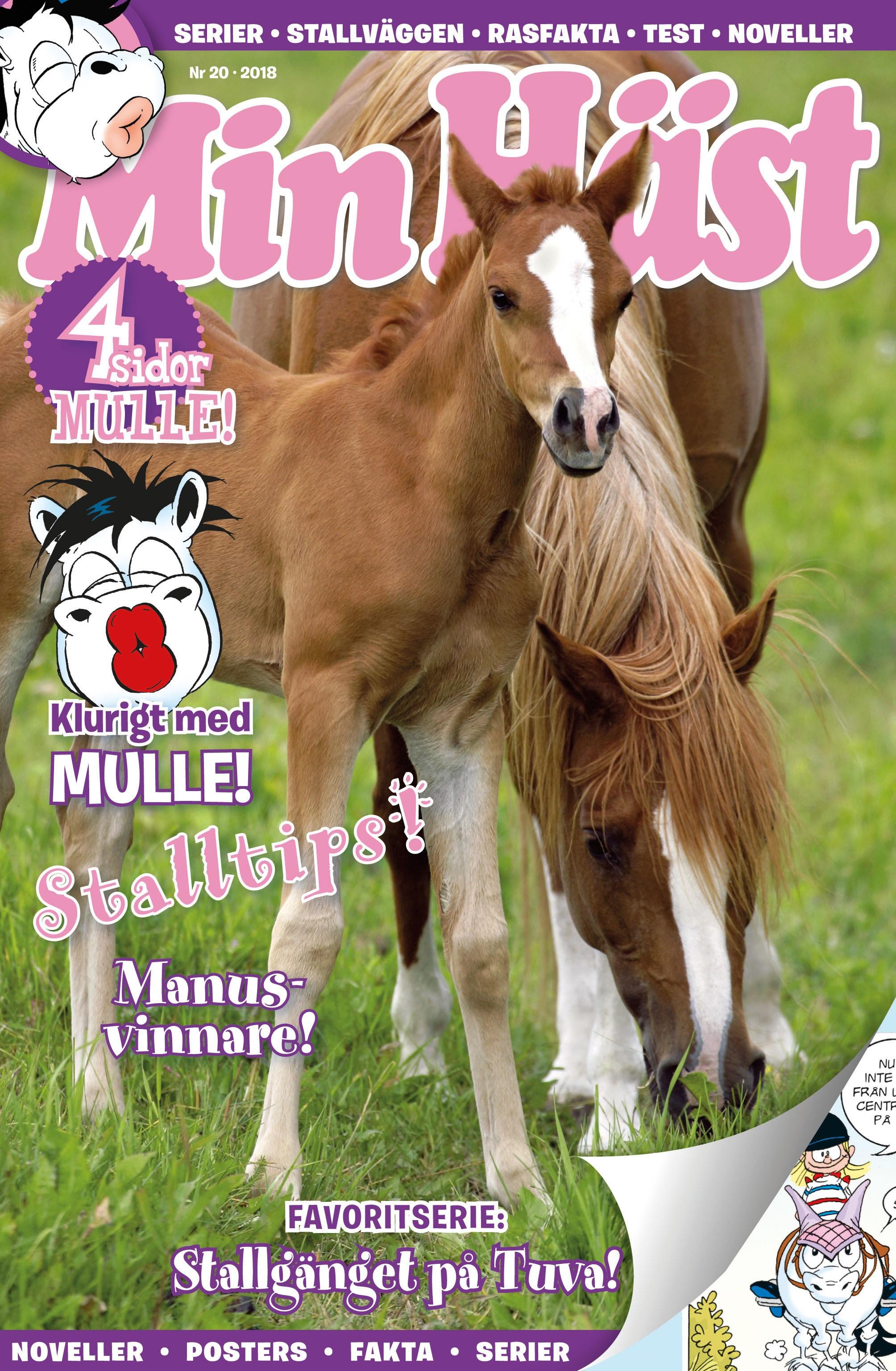 min häst prenumeration premie